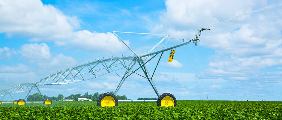 T-L Center Pivot Irrigation System